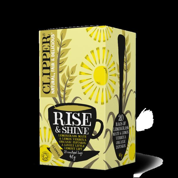Organic rise & shine