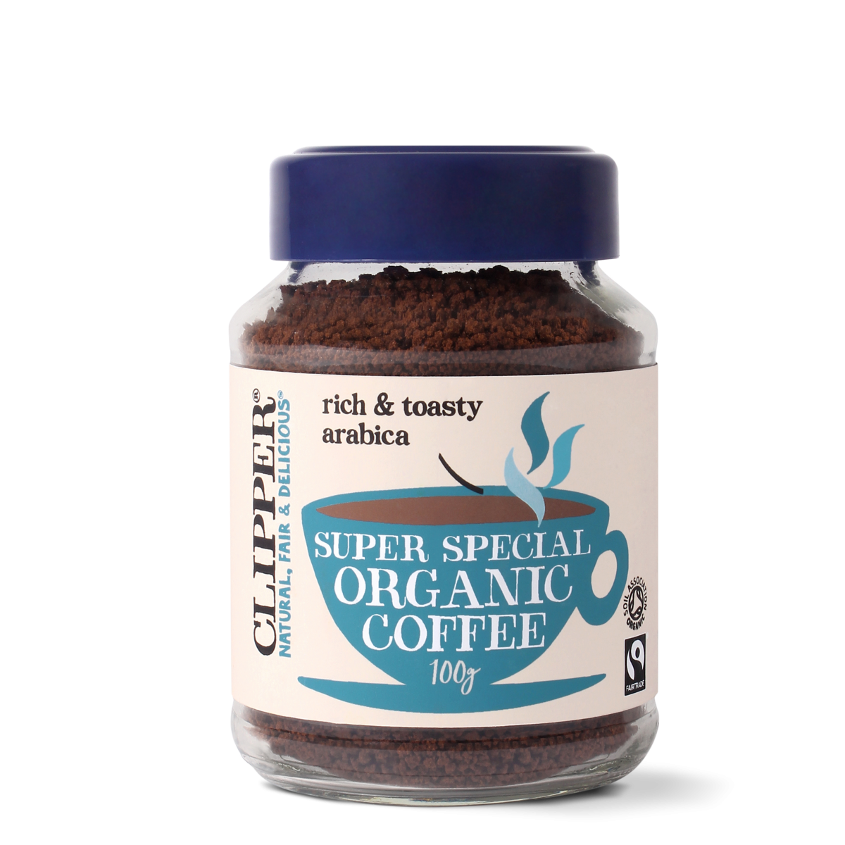super special organic arabica coffee