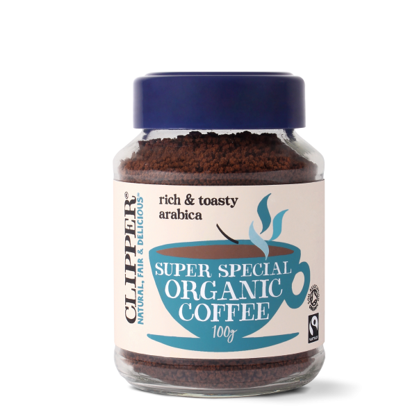 super special organic arabica coffee
