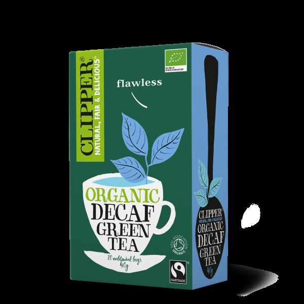 Organic decaf green tea