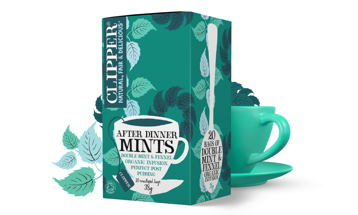 After Dinner Mints Organic Infusion