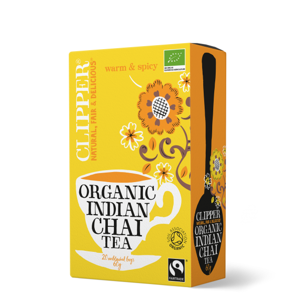 Organic Fairtrade Indian Chai Tea