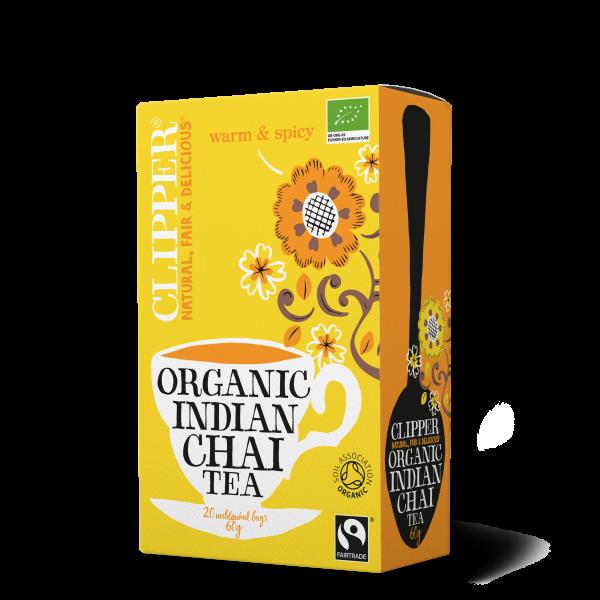 Organic Fairtrade Indian Chai Tea