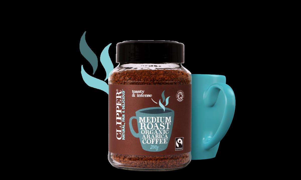 medium roast-organic arabica coffee 200g