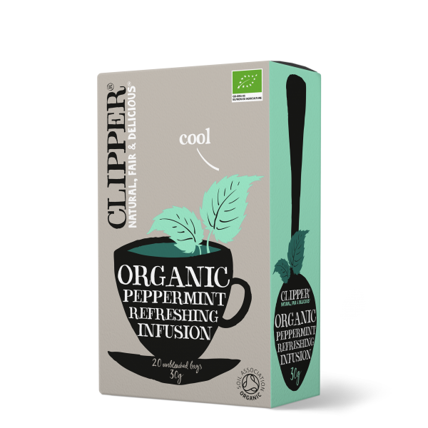Organic Fairtrade Peppermint Infusion