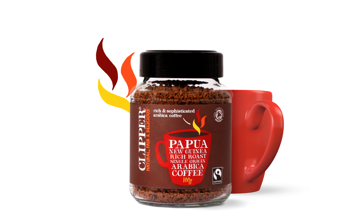 Organic papua new guinea coffee