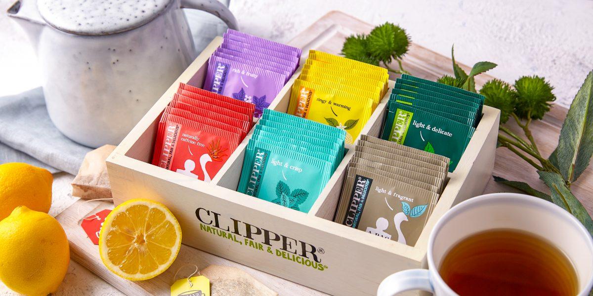 Clipper Food Service Range