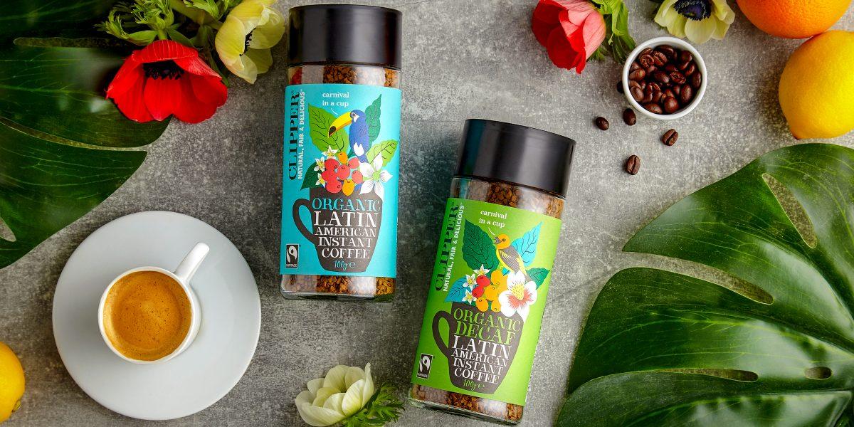 Fairtrade - Clipper Teas