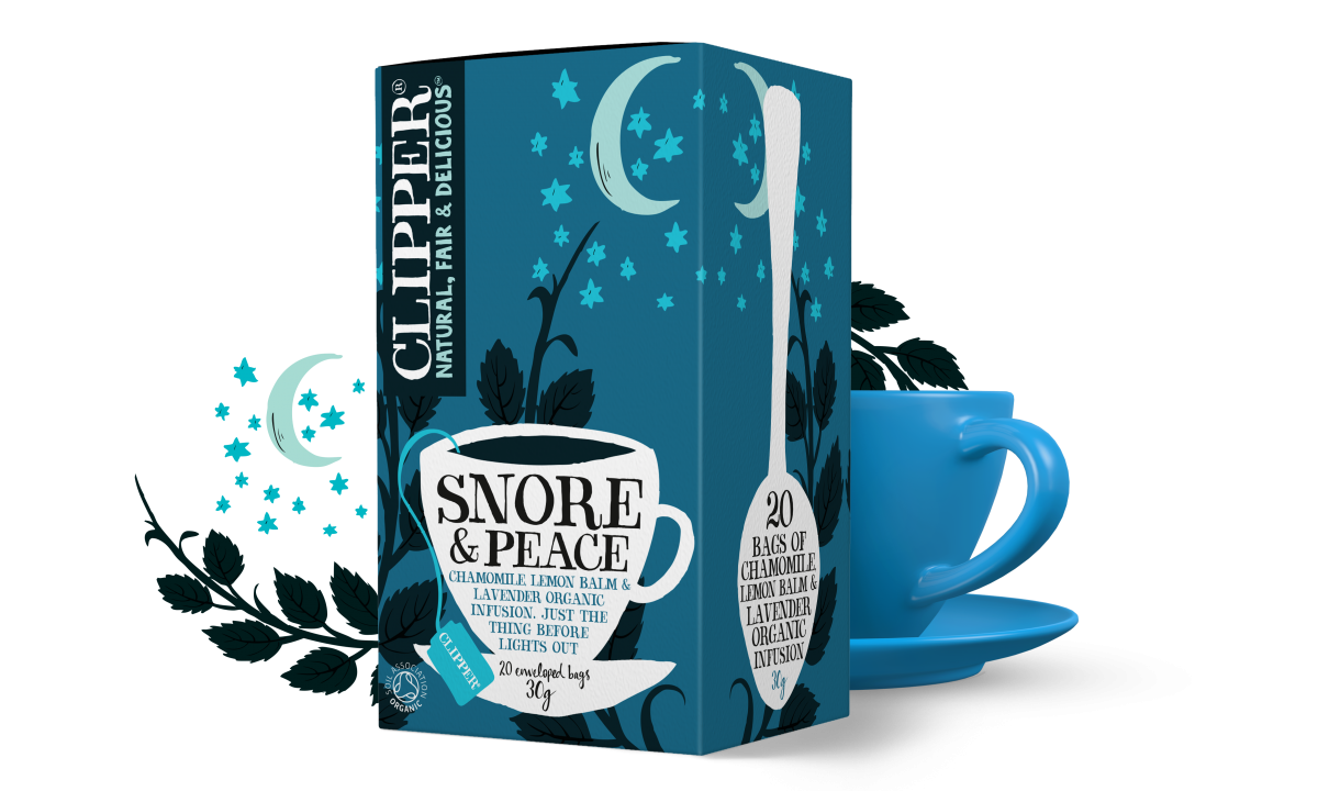 Snore & Peace Organic Infusion
