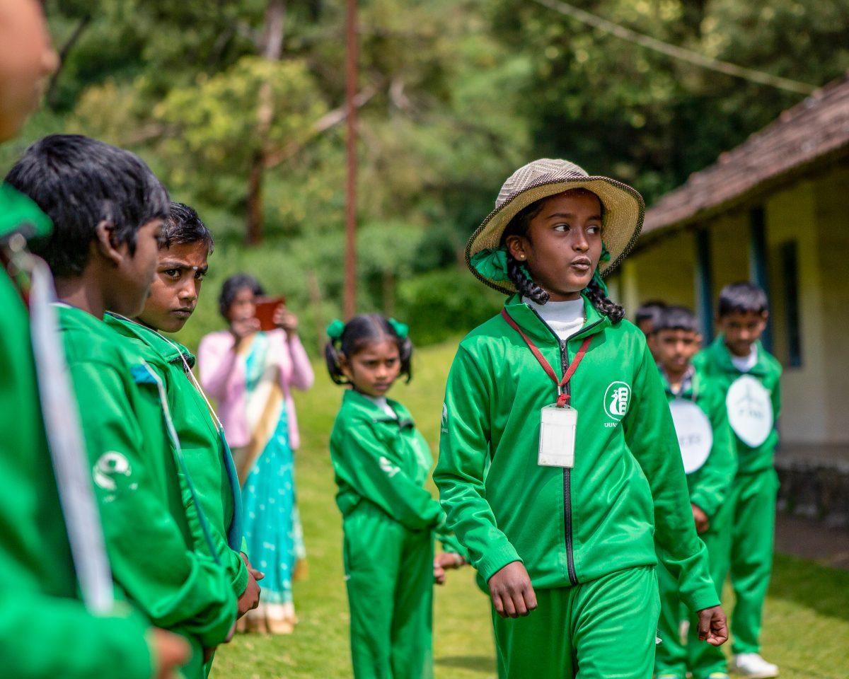 Fairtrade Premium school tracksuits