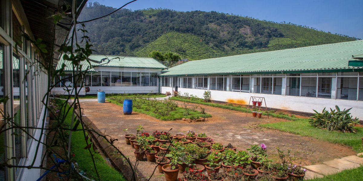 Chamraj Hospital Chamraj Estate