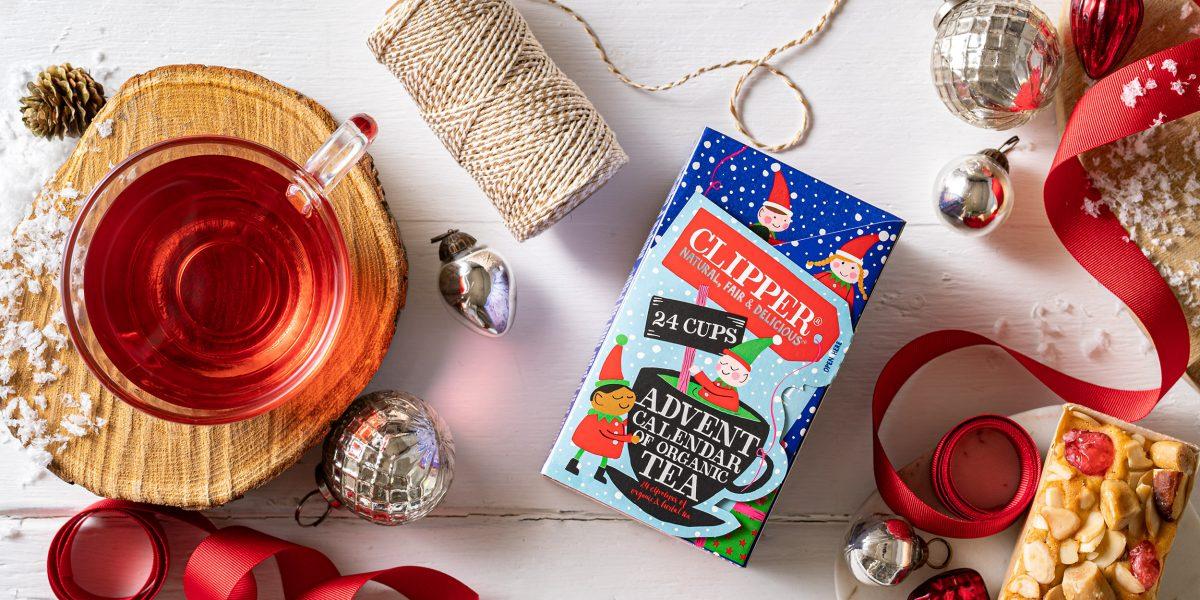 Clipper Organic Tea Advent Calendar