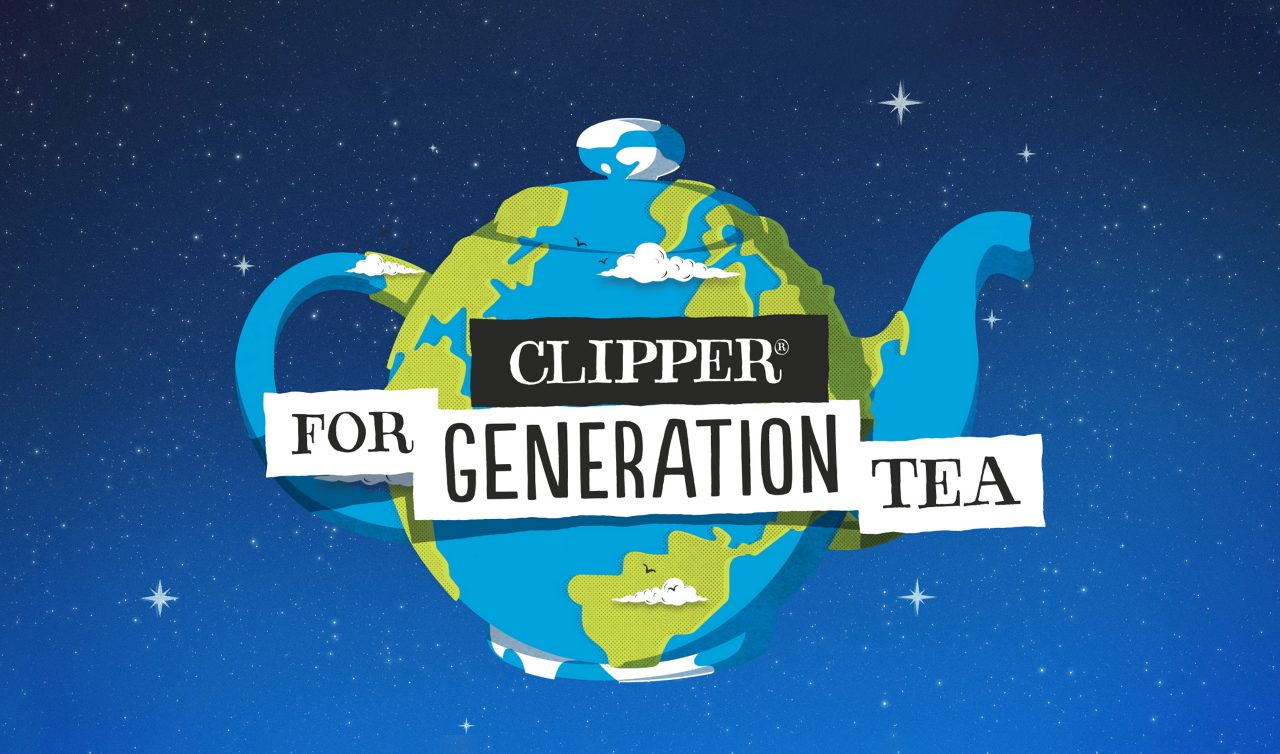 Clipper for Generation Tea