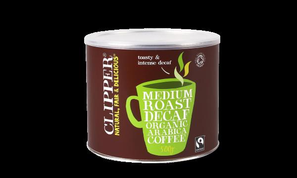 Clipper Medium Roast Decaf Arabica Coffee